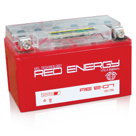 Red Energy RE 12-07