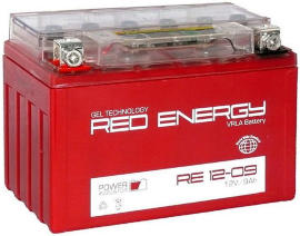 Red Energy RE 12-09